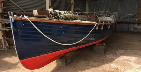 21' Yealm Crabber SOLD